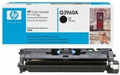 Color LaserJet Q3960A Black Print Cartridge