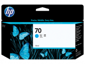 70 130-ml Cyan Ink Cartridge