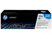 125A Cyan Original LaserJet Toner Cartridge