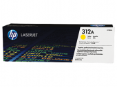 312A Yellow Original LaserJet Toner Cartridge