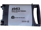 zb®63 Black Binder Cartridge