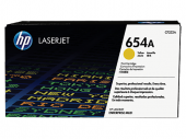 654A Yellow Toner Cartridge