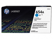 654A Cyan Toner Cartridge