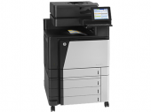 Color LaserJet Enterprise M880z