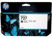 727 130-ml Matte Black Ink Cartridge