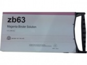 zb®63 Magenta Binder Cartridge