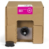 881 5-liter Magenta Latex Ink Cartridge