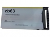 zb®63 Yellow Binder Cartridge