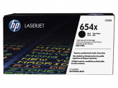 654X Black Toner Cartridges