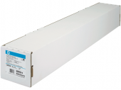"Бумага A1 (24"") HP Bright White Inkjet Paper 90 гр/м2, 610 мм x 45.7 м"