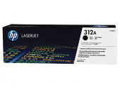 312A Black Original LaserJet Toner Cartridge