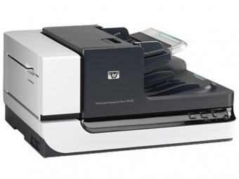 Scanjet Enterprise Flow N9120 Flatbed Scanner